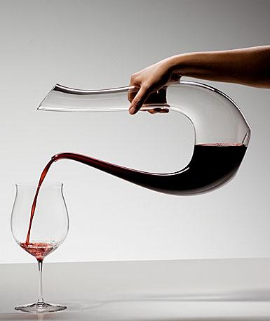 Dekantere vin